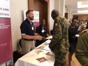 OBERA LLC ATTENDS 19TH ANNUAL AFRICAN ENDEAVOR